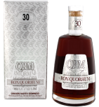 Quorhum 30 Years old vintage rum 0,7L 40%