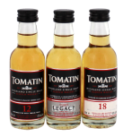 Tomatin Coopers Choice Pack whisky 0,7L 43%