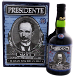 Presidente 19 years old solera rum 0,7L 40%