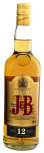 J & B Exception 12YO Pure Malt whisky 0,7L 40%