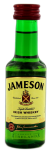 Jameson Irish Whiskey miniatuur 0,05L 40%