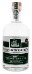 Blackwoods superiour Vintage 2007 dry gin