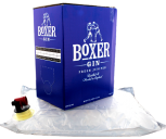 Boxer London dry gin box 4,2L 40%