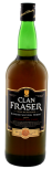 Clan Fraser Blended Scotch Whisky 1L 43%