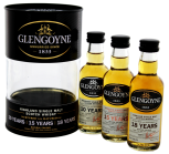 Glengoyne Malt Whisky Tin Box 0,15L 42%