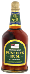 Pussers British Navy Green Label Overproof 0,7L 75%