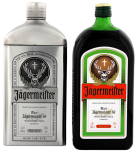 Jagermeister Silver Tin 1L 35%