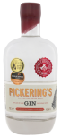 Pickerings pure grian spirit gin 0,7L 42%