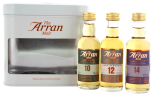 Arran Gift tin single malt whisky set 0,15L 48,4%