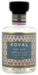 Koval handmade in chicago Gin 0,2L 47%