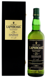 Laphroaig 25 YO Cask Strength single malt Whisky