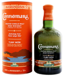 Connemara Turf Mor Peated whiskey 0,7L 46%