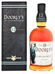 Doorlys 12 years old Barbados rum 0,7L 40%