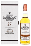 Laphroaig 27YO Cask Strength Limited Edition 0,7L