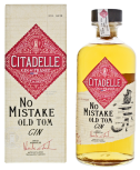 Citadelle Extremes No. 1 No Mistake Old Tom Gin 0,5L