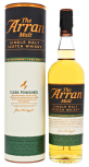 Arran Sauternes Cask Finish Non Chill Filtered 0,7L 50
