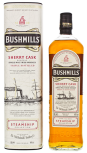 Bushmills Steamship sherry Port Cask 1L 40%