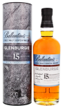 Ballantines 15YO Glenburgie Single Malt Whisky 0,7L