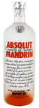 Absolut Vodka Mandrin 1L 40%