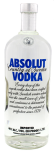 Absolut Vodka Blue 1,75L 40%