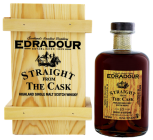 Edradour 10 years old Straight from the Cask whisky