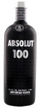 Absolut Vodka 100 wodka 1L 50%