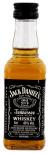 Jack Daniels Black  no7 Tennessee whiskey 0,05L 40%