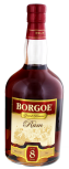 Borgoe Grand Reserve 8 years old rum 0,7L 40%