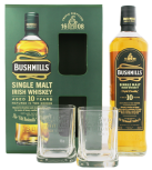 Bushmills 10 yo single malt Irish Whiskey 0,7L 40%