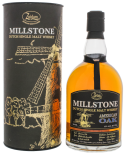 Zuidam Millstone Single Malt Whisky American Oak 0,7L 43%