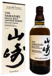 Yamazaki Distillers Reserve Single Malt Japanese Whisky 0,7L 43%