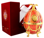 Imperial Collection wodka Faberge Ei orange
