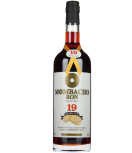 Mombacho 19 years old rum 0,7L 43%