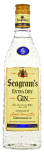 Seagrams Extra Dry Gin 0,7L 40%
