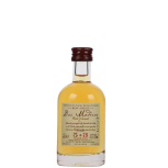 Dos Maderas Anejo 5+3 years old rum 0,05L 37,5%
