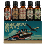 The Bitter Truth Cocktail Bitters Traveler Set 0,10L